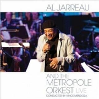 Al Jarreau and the Metropole Orkest - Live [CD album]